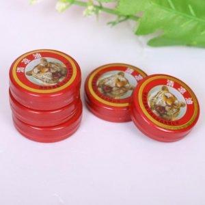 משחה סינית מסורתית לפחות 6 שימושים -קופסא (20יח)