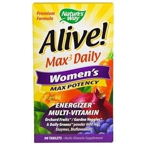 """""""טבעלי – מולטי מקס""""-ויטמין מיוחד טבעי לנשים (90 יח')"""