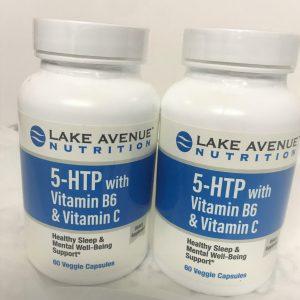 HTP-5 – טריפטופן – תומך במצב הרוח ושינה (120 יח')