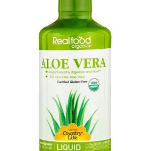 אלווורה משקה אורגני- מומלץ לחומציות יתר/ בקע סרעפתי/צרבות/אולקוס