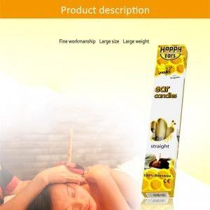 """""""נרות הופי"""" באיכות מעולה – שעוות דבורים (2 יח')"""