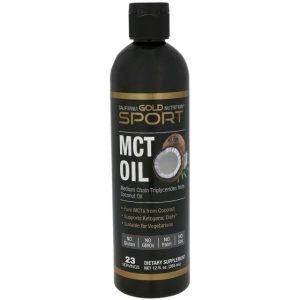 """שמן MCT טהור (355 מ""""ל)"""
