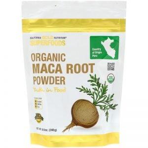Maca – מאקה -אבקת שורש פרואני אורגני(240גר')