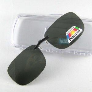 """משקפי שמש """"קליפ טבעלי""""  כונן משקפיים UV400"""