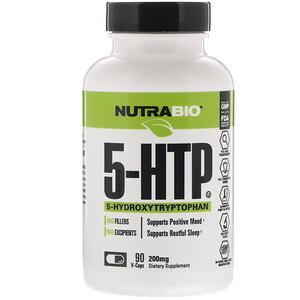 HTP-5 - טריפטופן - תומך במצב הרוח ושינה (90 יח')