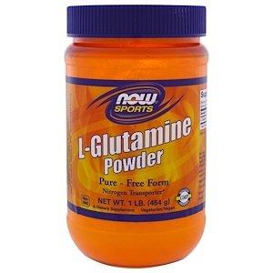 גלוטמין באבקה(454גר')