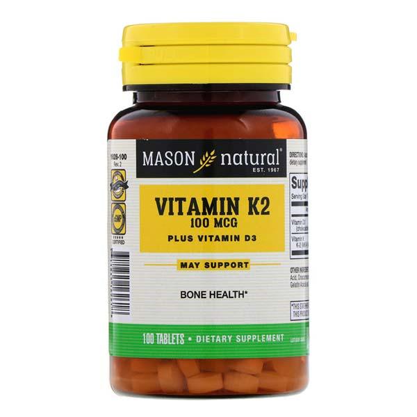 ויטמין D3 פלוס K2 השילוב המושלם