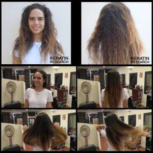 """""""טבעלי"""" - החלקת שיער קרטין אורגנית ערכה ביתית מושלמת"""