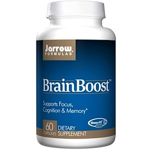 פורמולת ג'ארו - להגברת הזיכרון,ריכוז,וקוגניציה(60 קפסולות)