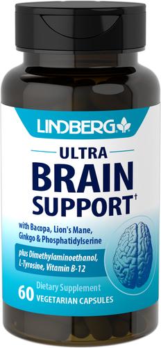 פורמולה לשיפור תפקוד המוח והזיכרון (60 יח')