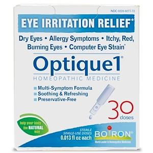 מולטי טיפות עניים פורמולת Boiron גירוי עיניים ועוד, 30 מנות,