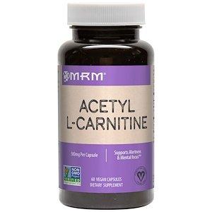 קרניטין (L-Carnitine) חומצה אמינית(500מג'}