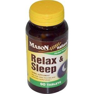 רגיעון מייסון לרגיעה מוחלטת ושינה