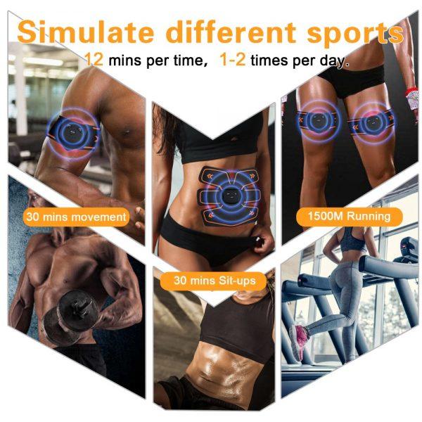 EMS -ג'ים פרטי-טכנולוגיה לעיצוב ואימון הגוף